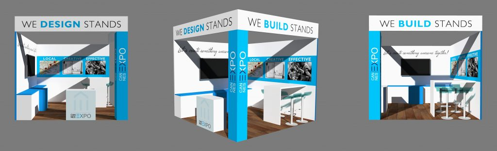 Corner Exhibition Stands Tallahassee : Top tips for exhibition stand design cannesexpo