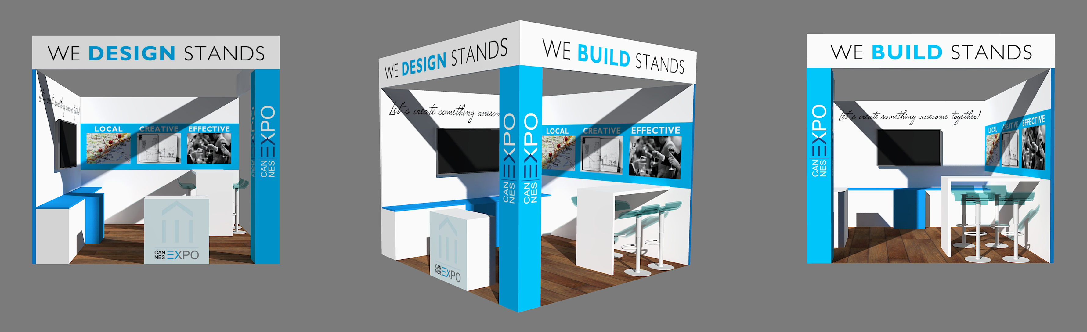 Corner Exhibition Stands Wa : Top tips for exhibition stand design cannesexpo