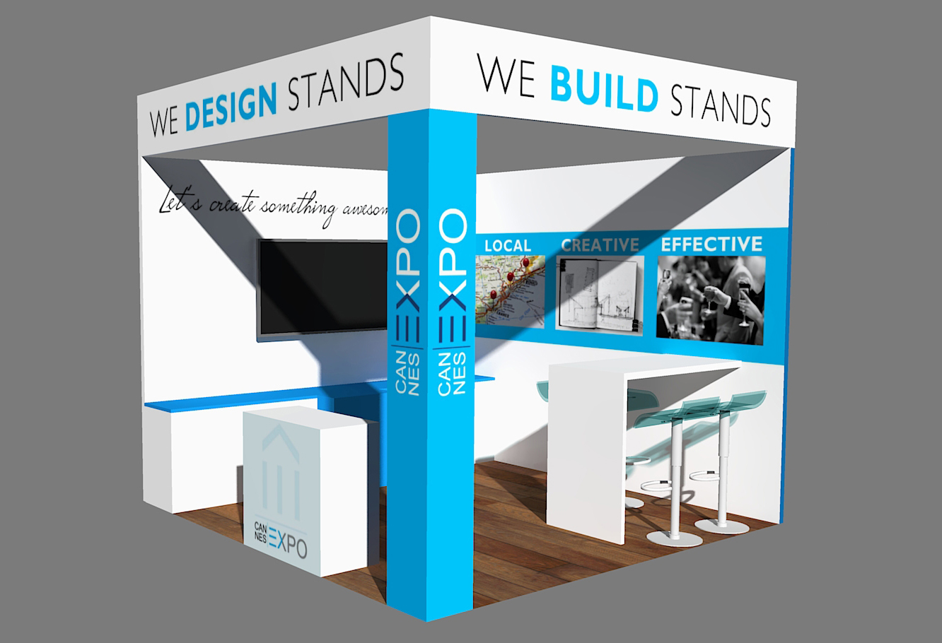 Exhibition Stand Assistant : Top tips for exhibition stand design cannesexpo