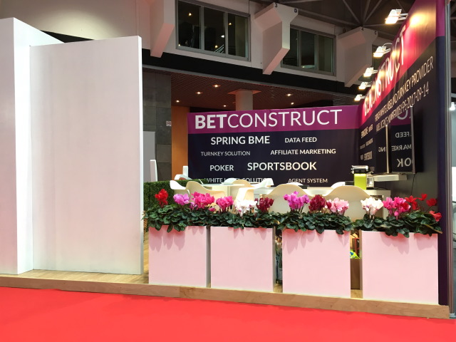 BetConstruct - World Gaming Expo MC 1