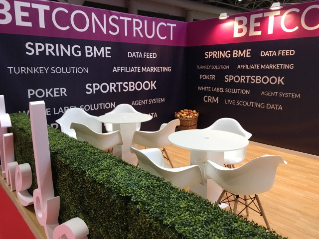 BetConstruct - World Gaming Expo MC 2