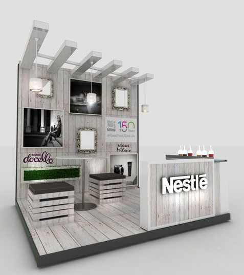 9m2 stand design 03 - Get inspired