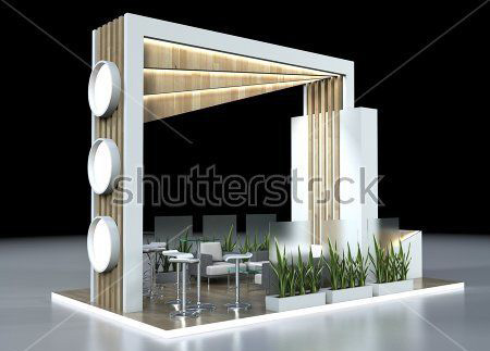 9m2 stand design 04 - Get inspired