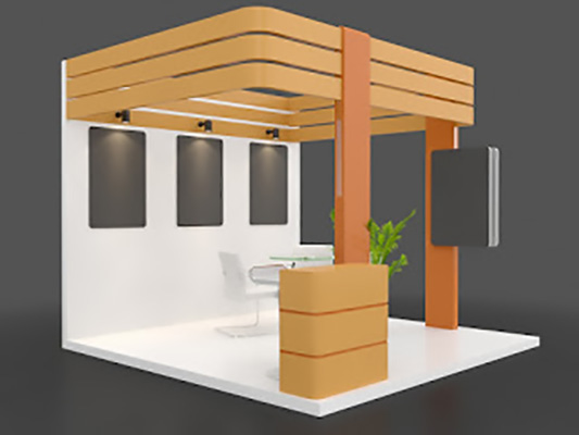 9m2 stand design 05 - Get inspired