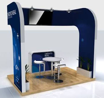 9m2 stand design 10 - Get inspired