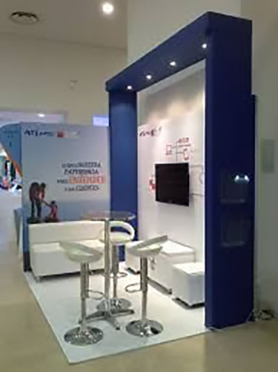 9m2 stand design 12 - Get inspired