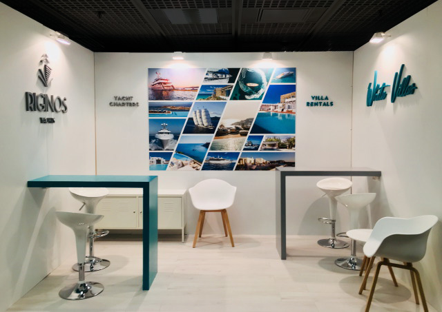 Small Expo Stands : Your exhibition stand in cannes for u ac p m cannesexpo