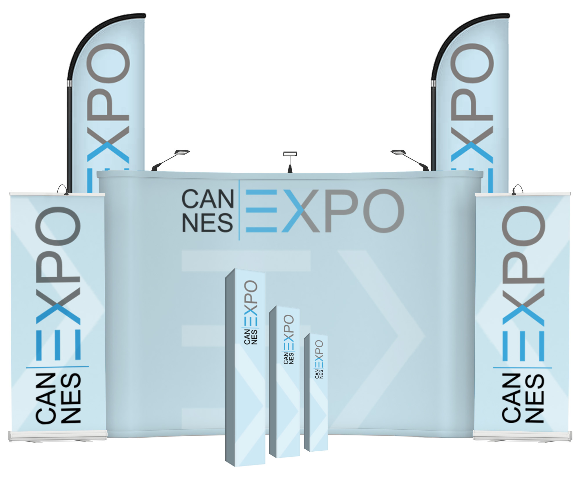 large format printing cannes nice monaco - Exhibition Stand Design | Cannes, Nice, Marseille & Monaco