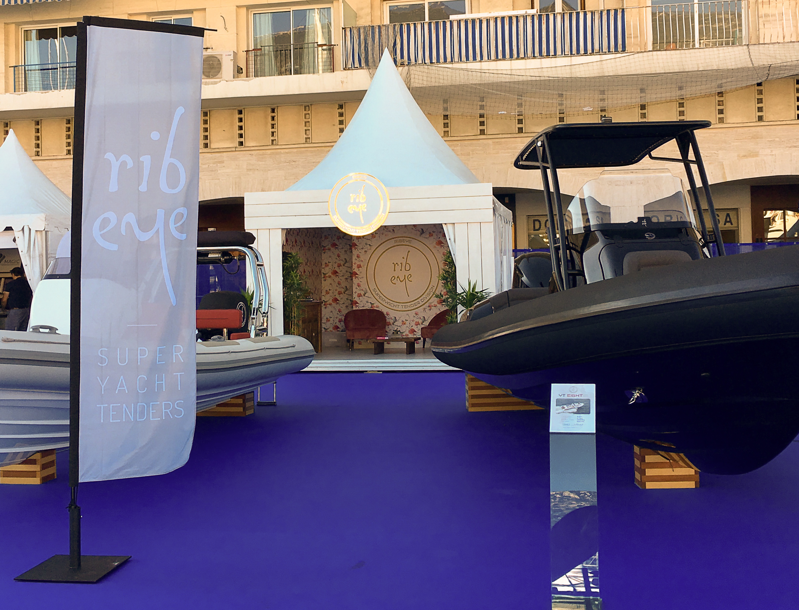 rib-eye monaco yacht show-1