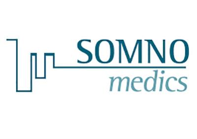 somno medics logo - Exhibition Stand Design | Cannes, Nice, Marseille & Monaco